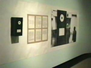 Andrei Monastyrski. THE FACTURE OF MANI DISCOURSE IN 1978-1989, Installation